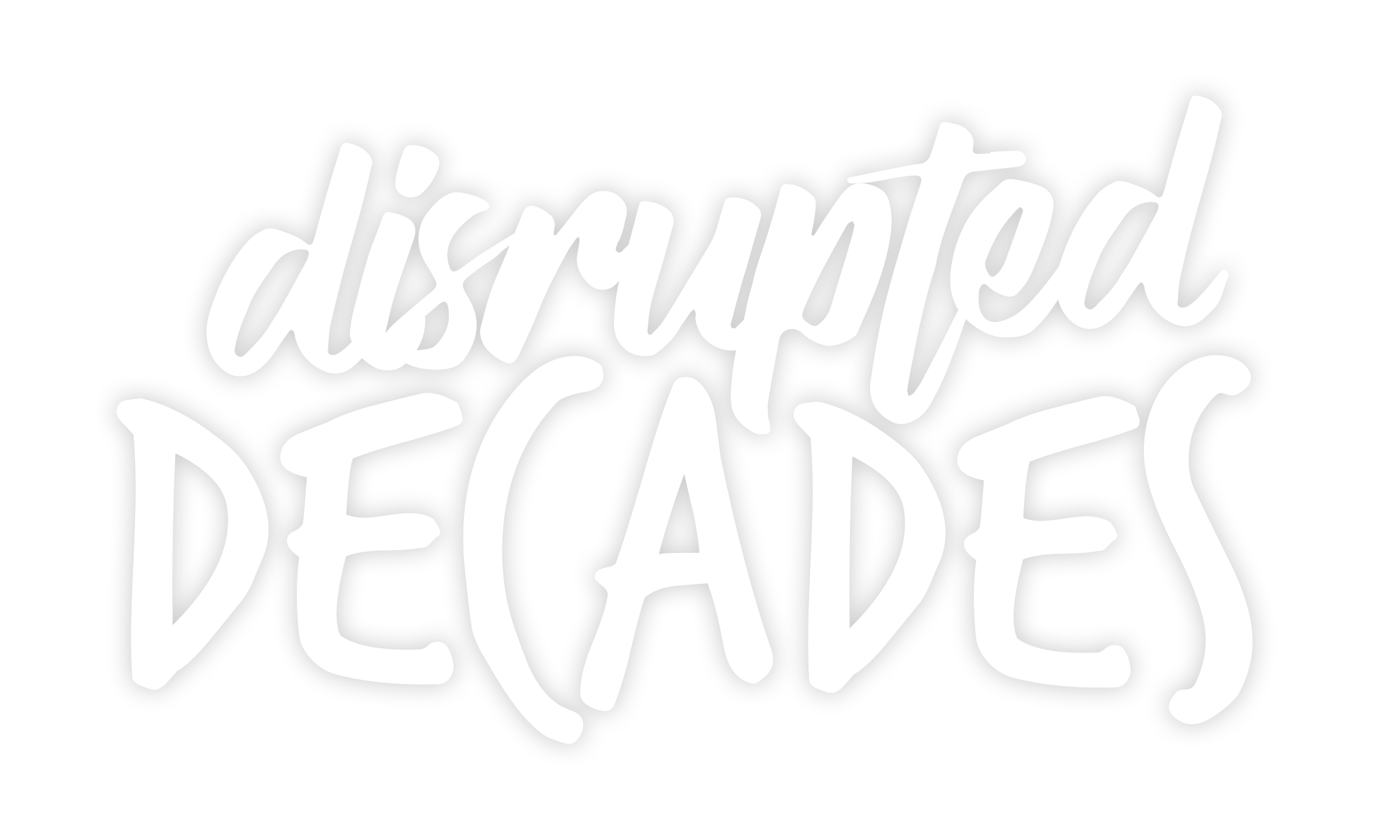 Disrupted Decades