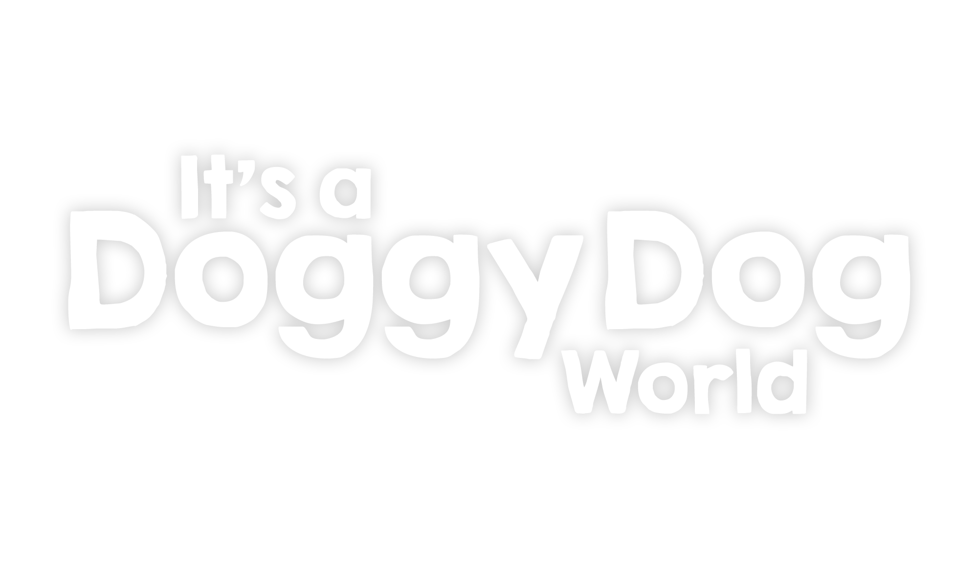 It's a Doggy Dog World